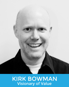 Kirk Bowman: The Art of Value, Value Based Business Model