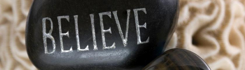 Believe You Create Value