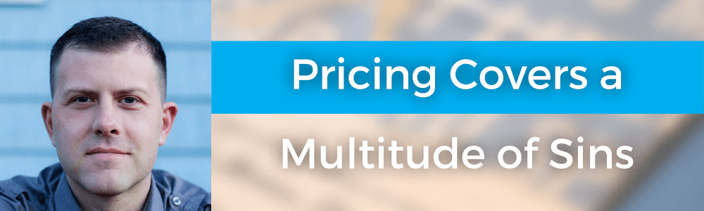 Pricing Covers a Multitude of Sins with Matt Riopelle