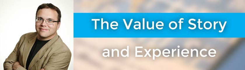 The Value of Story and Experience with Jody Maberry
