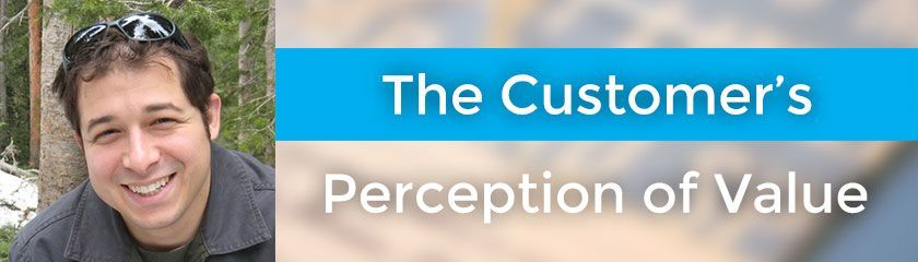 The Customers Perception of Value with Jason Cohen