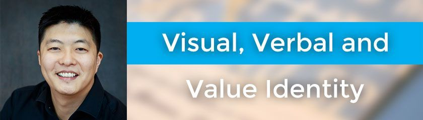 Visual Verbal and Value Identity with Mike Kim