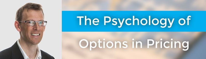 The Psychology of Options in Pricing with Mark Wickersham