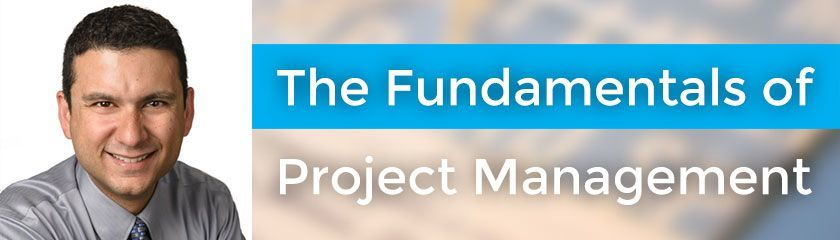 The Fundamentals of Project Management with Cesar Abeid