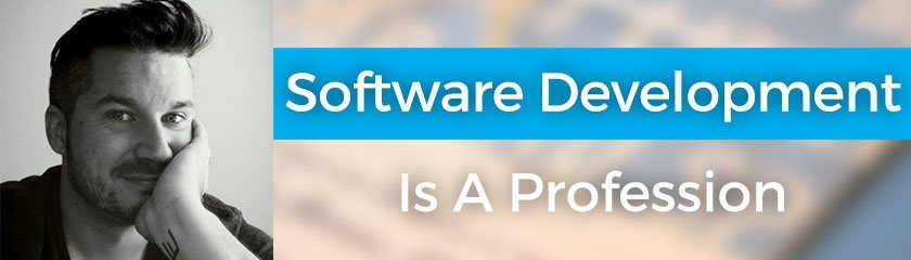 Software Development Is A Profession with Tom McFarlin – 076