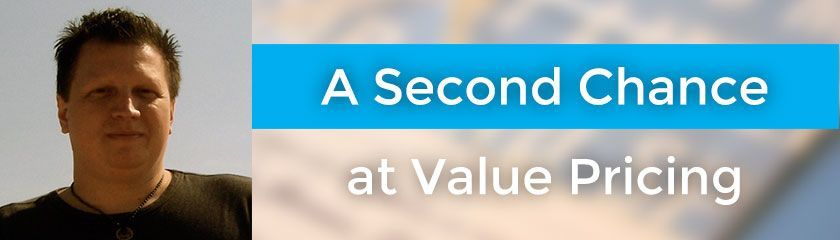 A Second Chance at Value Pricing with Tim Dietrich
