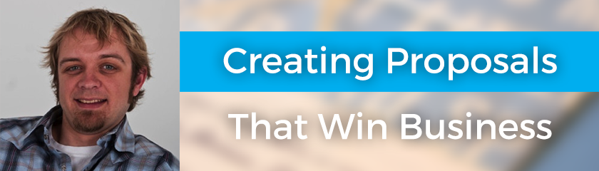 Creating Proposals That Win Business with Curtis McHale – 087