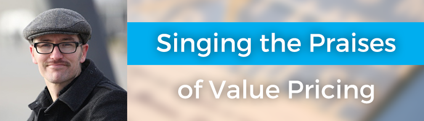 Singing the Praises of Value Pricing with BJ Lee