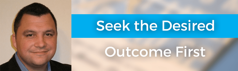 Seek the Desired Outcome First with Lincoln Murphy