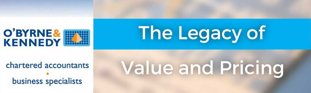 The Legacy of Value and Pricing with Paul Kennedy – 105