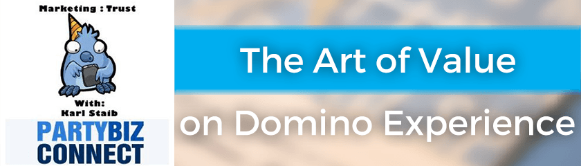 The Art of Value on Domino Connection