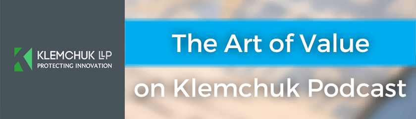 The Art of Value on Klemchuk Podcast