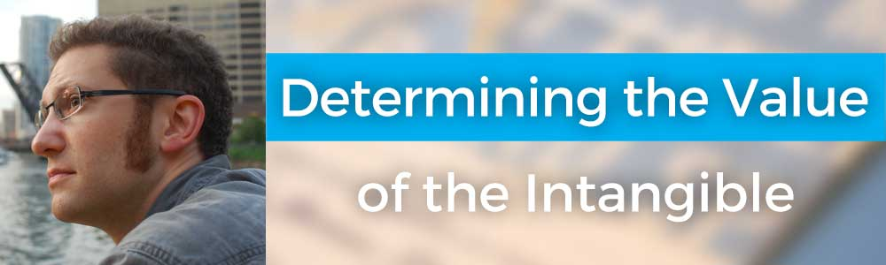 Determining Value of the Intangible with Nick Disabato