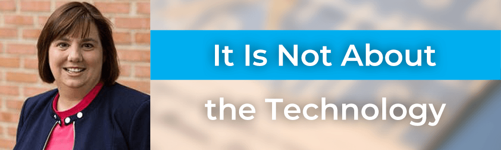 It Is Not About the Technology with Jody Padar
